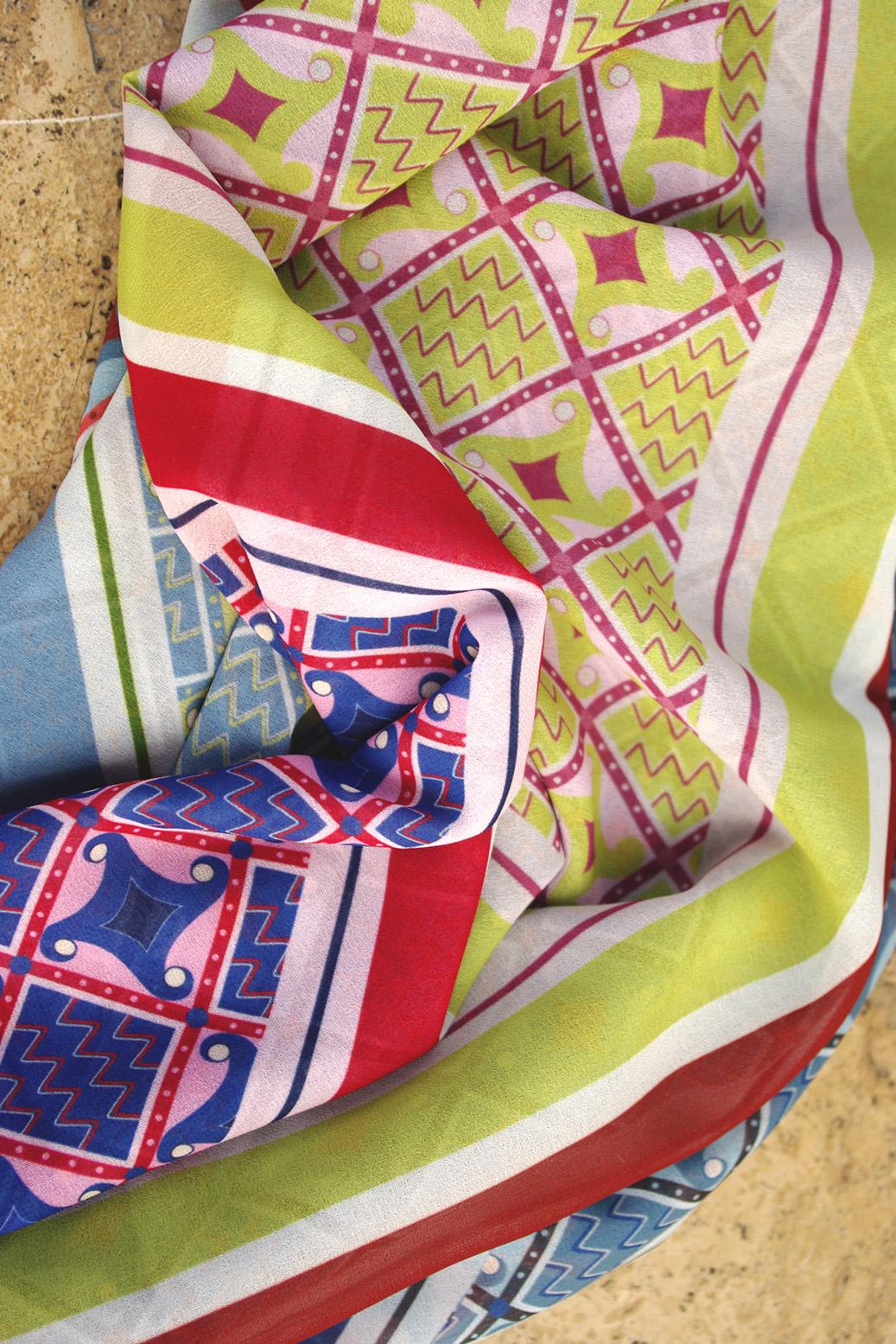 εκτύπωση σε ύφασμα, textile design